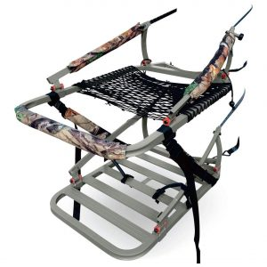 X-Stand Deluxe Aluminum Climbing Tree Stand