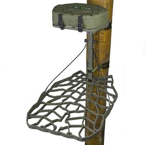 Xop-Xtreme Outdoor Air Raid Aluminum Tree Stand