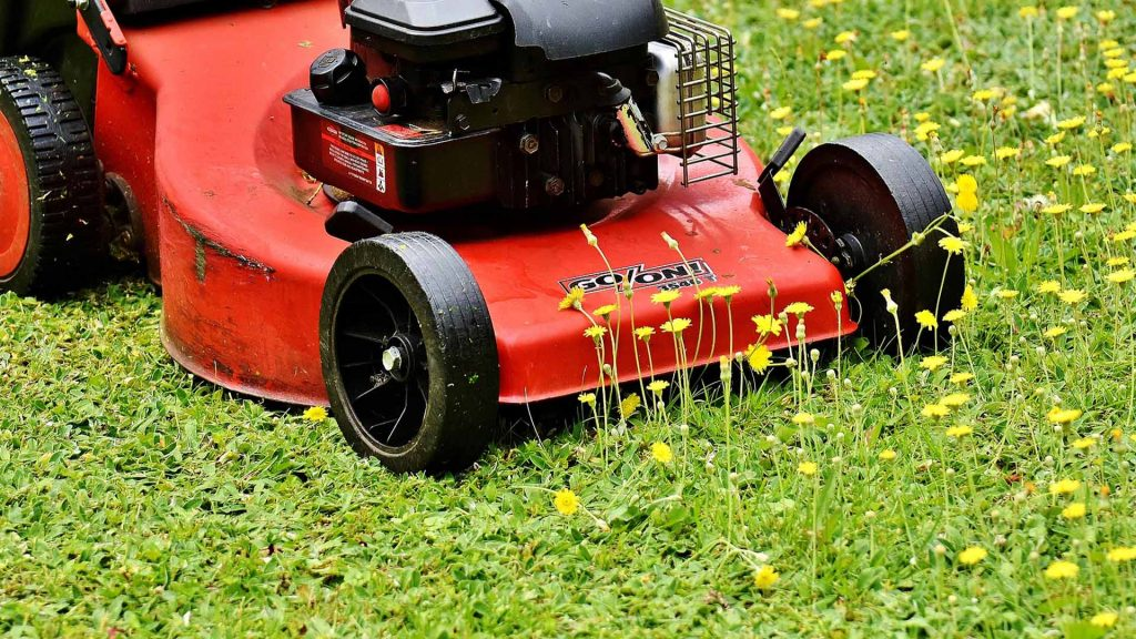 best lawn mower for half acre lot