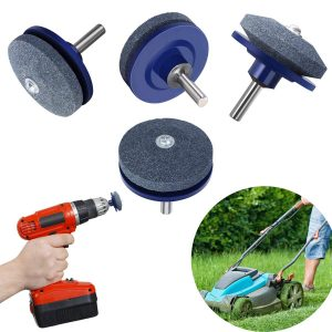 lawn mower Blade Sharpener Lawn Mower Sharpener For Power Drill Hand Drill