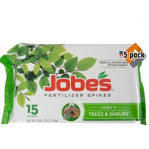 obe's Tree & Shrub Fertilizer Spikes