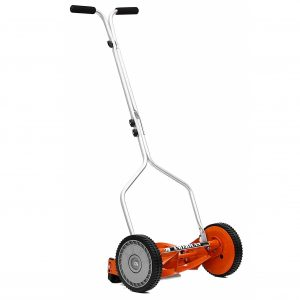 American Lawn Mower 4-blade Push Reel Lawn Mower