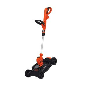Black+Decker A512CM Electric Lawn Mower
