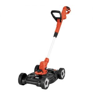 Black Decker MTE912 12-inch Electric 3-in-1 Trimmer Edger And Mower