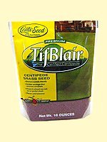 Centipede Grass Seed Mix For A Dense Green Lawn, 1 Lb Coated Seeds, Sun And Moderate Shade