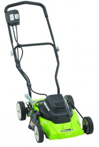 Earthwise 50214 14-Inch 8-Amp Corded Mower