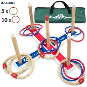 Elite Sportz Equipment Ring Toss Yard Game