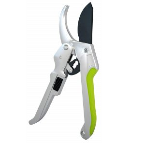 Gardenite Power-Drive Ratchet Anvil Pruning Shears