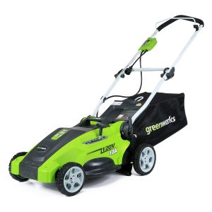 Greenworks 25142 - 16-Inch 10 Amp Corded Electric Lawn Mower