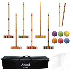Juegoal Sex Player Croquet Set