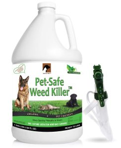 Just For Pets Pet-Friendly & Pet Safe Weed Killer Spray