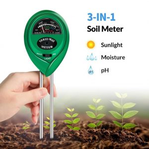 K Kernowo pH Soil Meter
