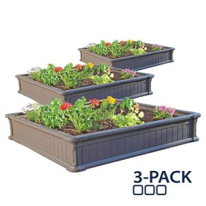Lifetime 60069 Best Raised Garden Bed