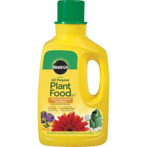 Miracle-Gro 1001502 Liquid All Purpose Plant Food Concentrate