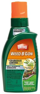 Ortho Weed B Gon Weed Killer for Lawns Plus Crabgrass Control Concentrate 32oz