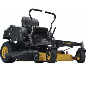 Poulan Pro Best Electric Riding Lawn Mowers