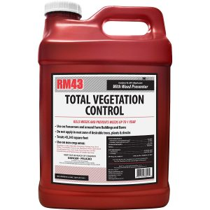 RM43 best lawn weed killer