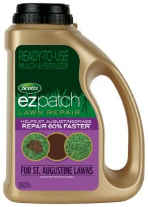 Scotts 17520 EZ Seed Sun & Shade Patch For St. Augustine Grass