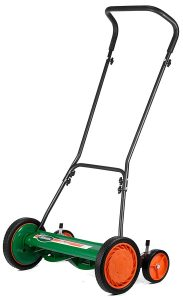 Scotts Push Reel Lawn Mower, 20-Inch