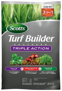 Scotts Turf Builder Southern Triple Action, 26.84 lb
