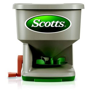 Scotts Whirl Hand-Powered Spreader