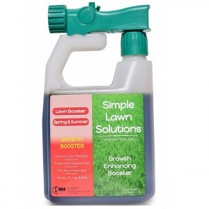 Simple Lawn Solutions Extreme Grass Growth Lawn Booster