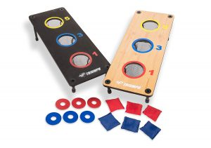 Triumph 2-in-1 Three Hole-Bags and Washer Toss Combo