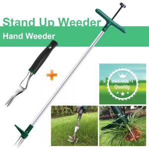 Walensee Stand-Up Manual Weeder