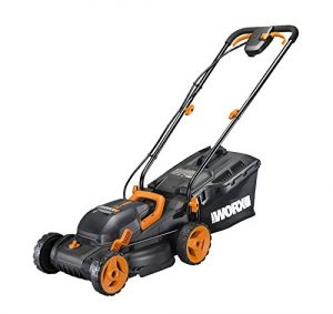 Worx WG779.9 40V Power Share 4.0 Ah 14 Lawn Mower