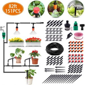 82ft Drip Irrigation Kit