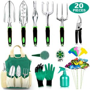AOKIWO Garden Tools Set