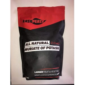 All-Natural Muriate Of Potash 0-0-60