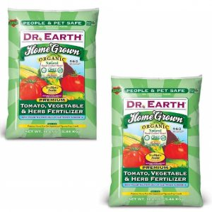 Dr. Earth Organic Best Organic Fertilizer for Tomato