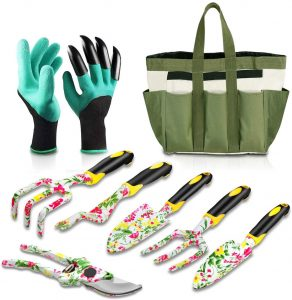 Eslibai Garden Tools Set