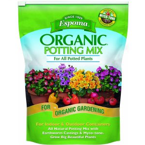 Espoma AP8 8-Quart Best Soil For Vegetable Garden