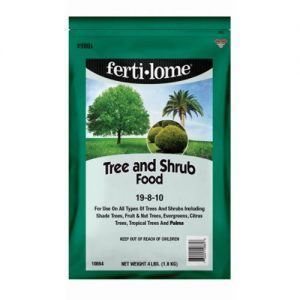 Ferti-Lome Tree and Shrub Food