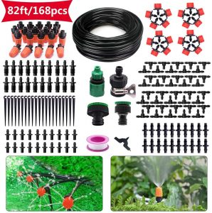 HANSILK Drip Irrigation Kit