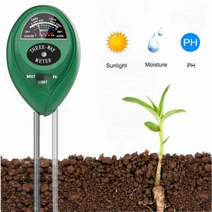 Soil PH 3-In-1
