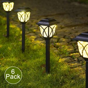 Solpex Pathway Lights 6-Pack