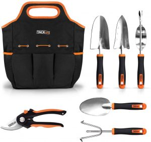 TACKLIFE Garden Tools Set