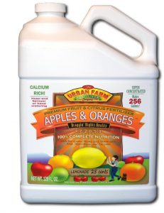 Urban Farm Fertilizers Fruit & Citrus