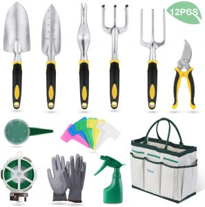 YISSVIC Garden Tools Set