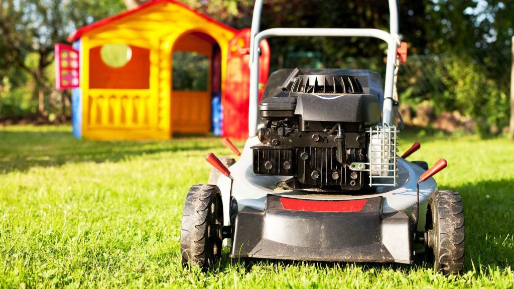 best lawn mowers for 3 acers