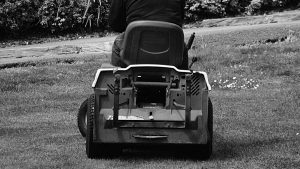 best lawn mower for rough terrain