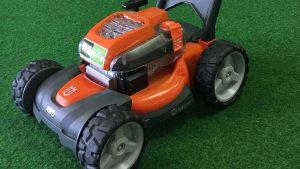 best self propelled lawn mowers under 300