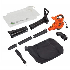 Black Decker BV6000 Best Leaf Vacuum