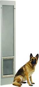 Ideal Pet Aluminum Patio Door
