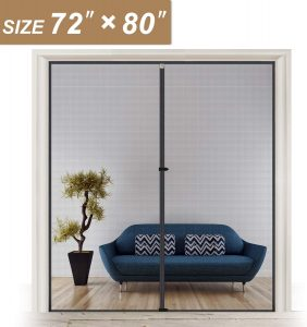 Magnetic French and Patio Door