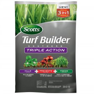 Scotts Turf Builder Best Fertilizer For Zoysia Grass