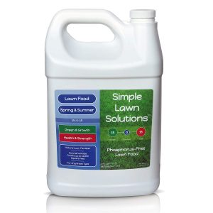 Simple Lawn Solutions Best Nitrogen Fertilizer For Lawn